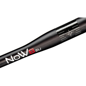NOW8 EBAR Flat Bar Ø31,8mm UD Carbon